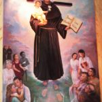 Sant Antoni - Conductor de la Pau