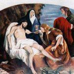 Sagristia - Jesús Baixat de la Creu