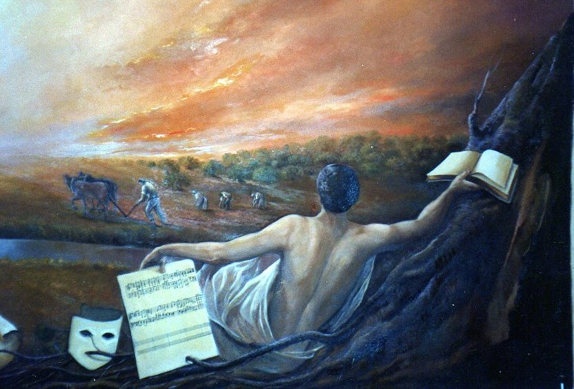 Cultura, Art i Poesia