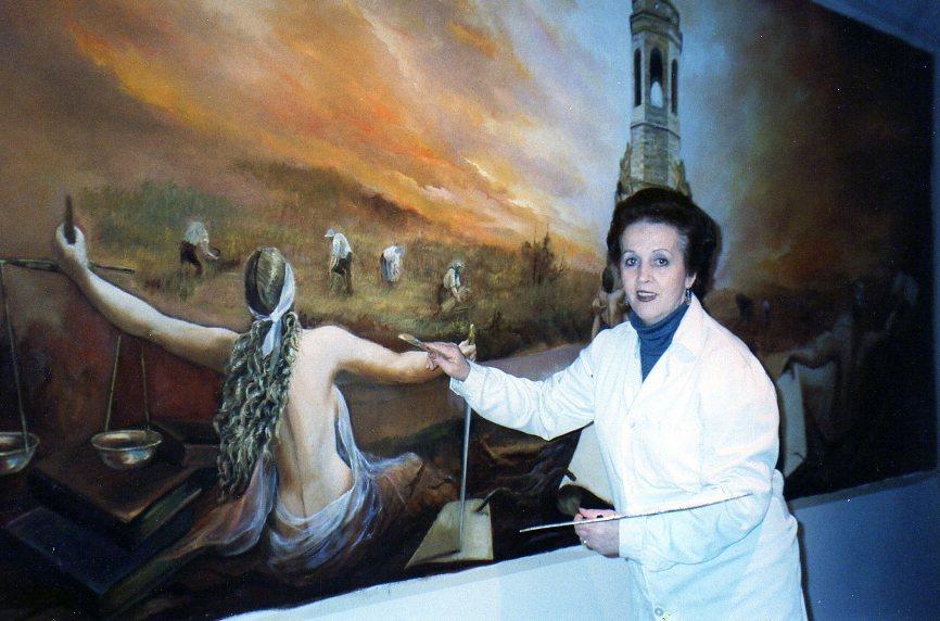 Isabel Paris - Artesa de Lleida